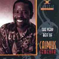 "Featured recording ""The Best of Caiphus Semenya"""